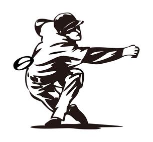 野球の素材 [FYI00154386]