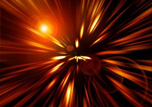 閃光の写真素材 [FYI00154395]