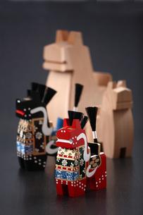 八幡駒の写真素材 [FYI00155299]