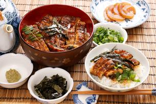 ひつまぶし(鰻料理)の写真素材 [FYI00156097]