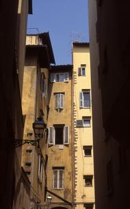 フィレンツェのアパートの写真素材 [FYI00156401]