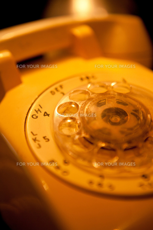 古い電話の素材 [FYI00156427]