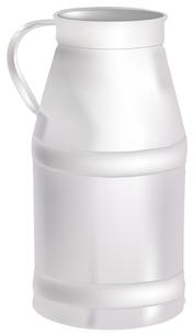 ミルク缶の写真素材 [FYI00157211]