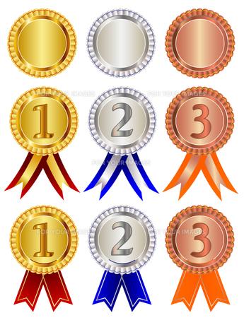 メダルの写真素材 [FYI00157538]
