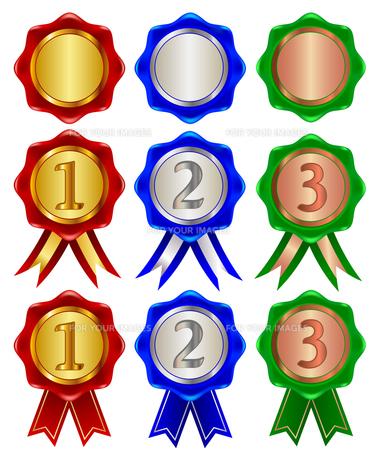 メダルの写真素材 [FYI00157550]