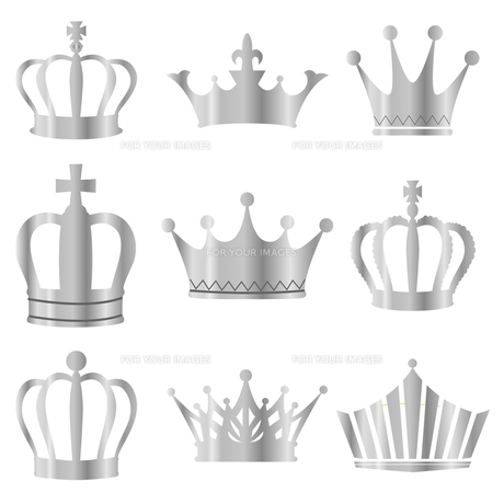 王冠の写真素材 [FYI00157707]
