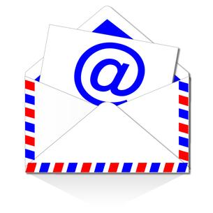 メールの写真素材 [FYI00157843]
