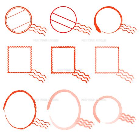 切手の写真素材 [FYI00157930]