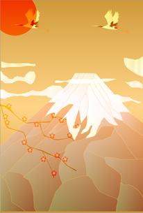富士山の写真素材 [FYI00157940]