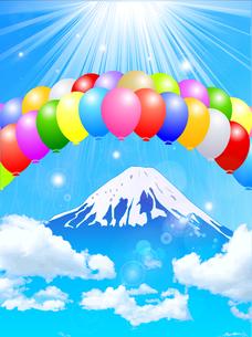 富士山の写真素材 [FYI00158626]