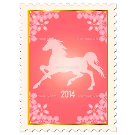 馬の写真素材 [FYI00158751]