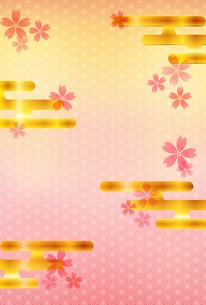 桜の写真素材 [FYI00158761]