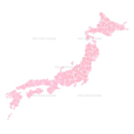 日本地図の写真素材 [FYI00161486]