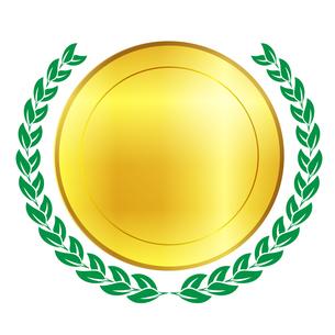 メダルの写真素材 [FYI00161984]