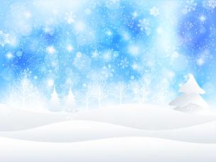 雪の写真素材 [FYI00162812]