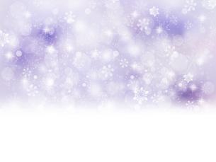 雪の写真素材 [FYI00162820]