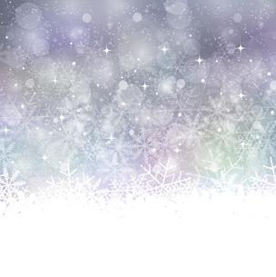 雪の写真素材 [FYI00162823]