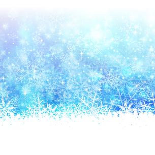 雪の写真素材 [FYI00162838]