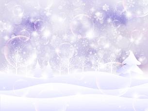 雪の写真素材 [FYI00162839]