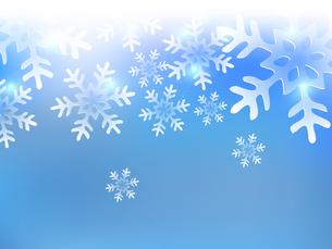 雪の写真素材 [FYI00162856]