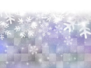 雪の写真素材 [FYI00162867]
