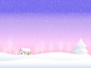 雪の写真素材 [FYI00162877]