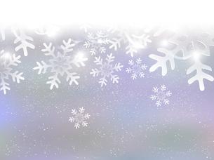 雪の写真素材 [FYI00162882]