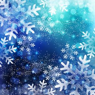 雪の写真素材 [FYI00162885]