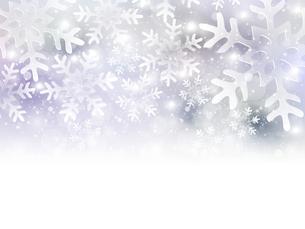 雪の写真素材 [FYI00162886]