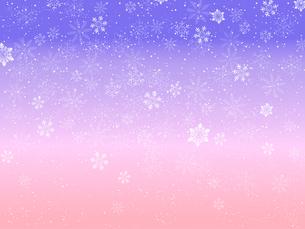 雪の写真素材 [FYI00162890]