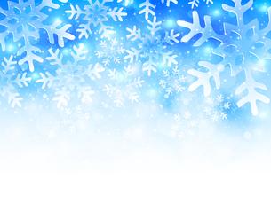雪の写真素材 [FYI00162896]
