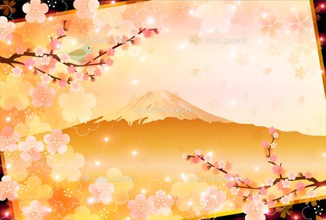 富士山の写真素材 [FYI00163107]