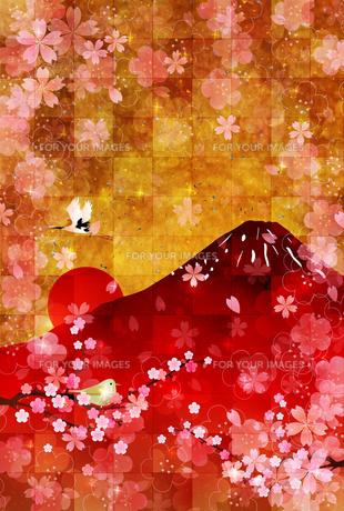富士山の写真素材 [FYI00163186]