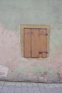 中世の街の壁の写真素材 [FYI00164260]