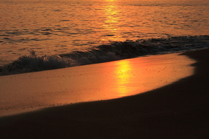 波打ちの写真素材 [FYI00164383]