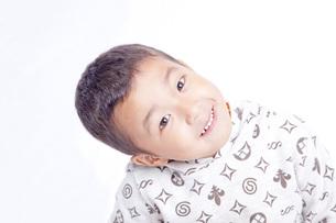 男の子の写真素材 [FYI00165143]