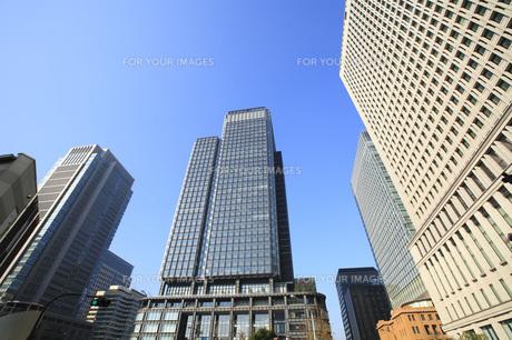 高層ビルの素材 [FYI00165749]