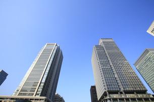 高層ビルの写真素材 [FYI00165756]