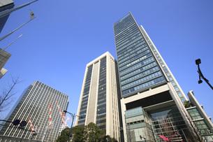 高層ビルの素材 [FYI00165761]