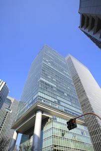 オフィス街の写真素材 [FYI00165763]