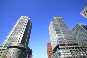 高層ビルの写真素材 [FYI00165764]
