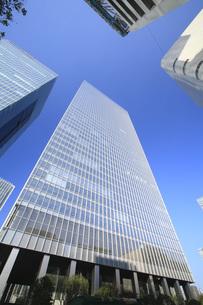 高層ビルの素材 [FYI00165773]