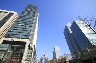 高層ビルの写真素材 [FYI00165776]