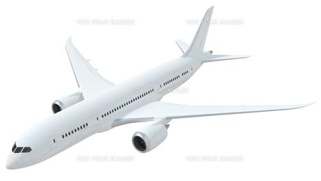 CGの飛行機の素材 [FYI00166392]