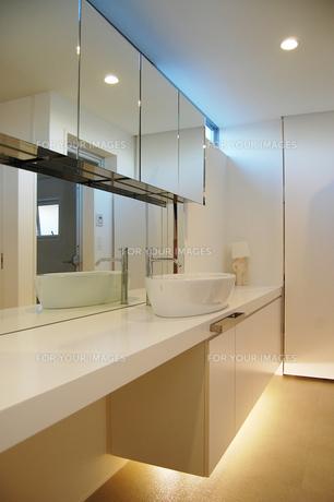 洗面所の写真素材 [FYI00166451]