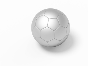 サッカーボールの素材 [FYI00166457]