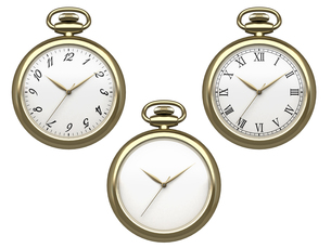 懐中時計金の写真素材 [FYI00166465]