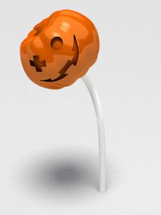 ハロウィンかぼちゃの写真素材 [FYI00166486]