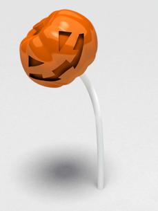 ハロウィンかぼちゃの写真素材 [FYI00166506]