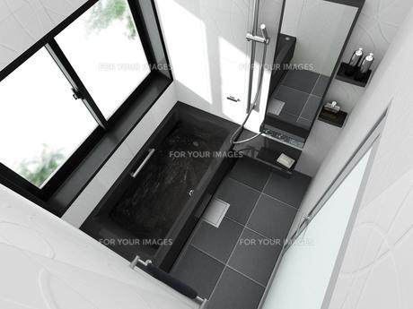 浴室cの写真素材 [FYI00166515]
